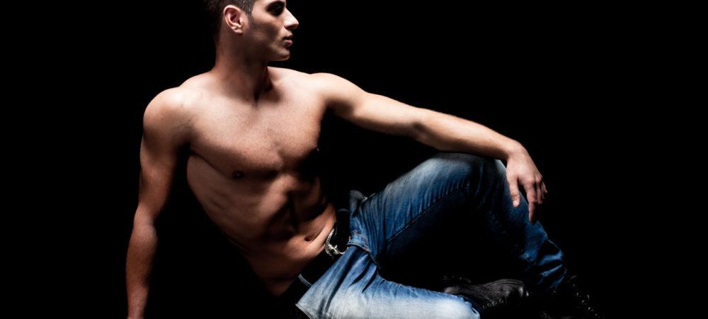 Moda Modelait masculino